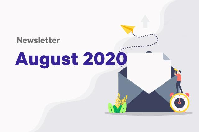 Newsletter: August 2020