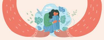 traumatic illustration