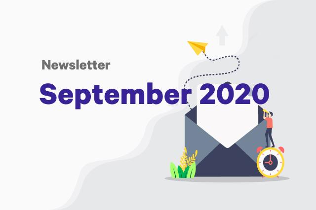 Newsletter: September 2020
