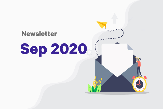 Newsletter: September 2020