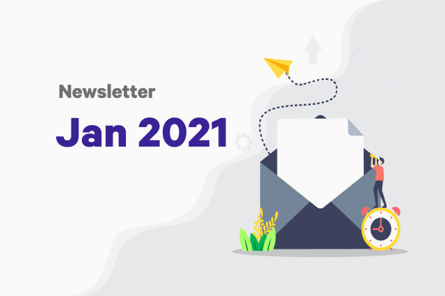 Newsletter: January 2021