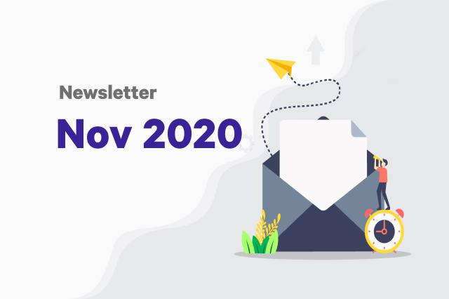 Newsletter: November 2020