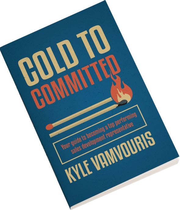 Image of Cold to Committed the book.