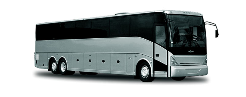 49-55 Passenger Luxury Motor-Coaches