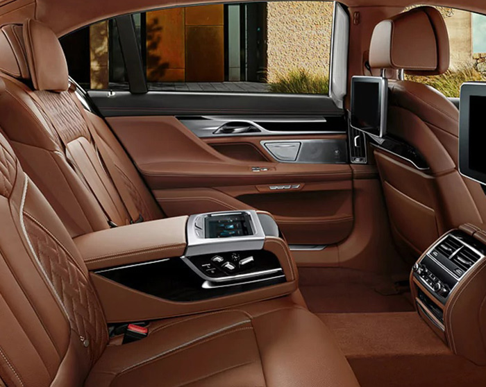 BMW 750LI x-Drive INDIVIDUAL Series