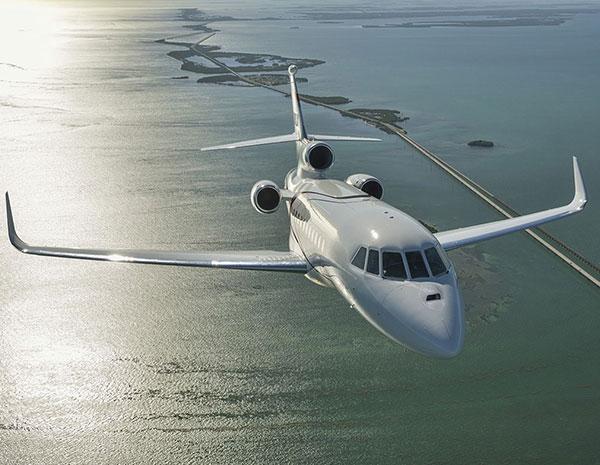 Falcon 900LX/EX