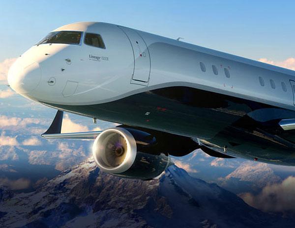 Embraer Lineage 1000E