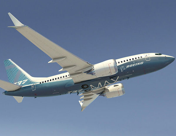 BBJ1 737-700 (8pax)