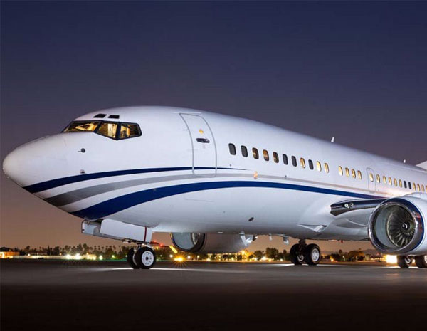 BBJ3 737-900ER
