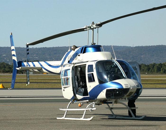 Bell / 206B Jet Ranger