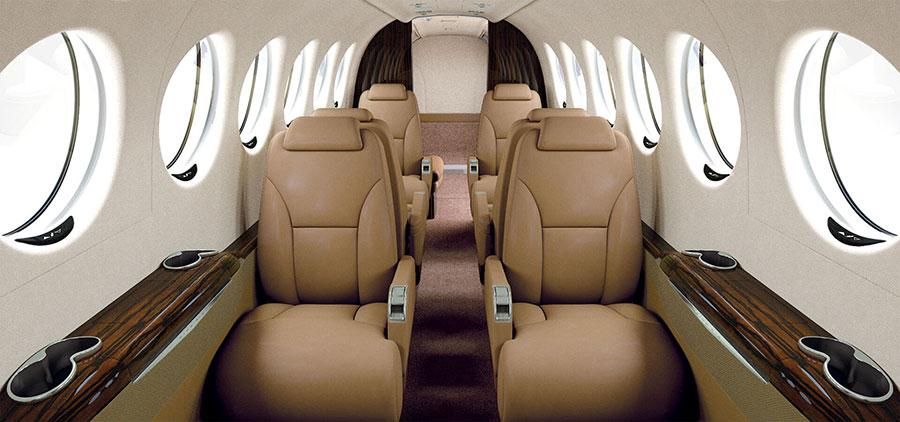 Beech King Air / 350
