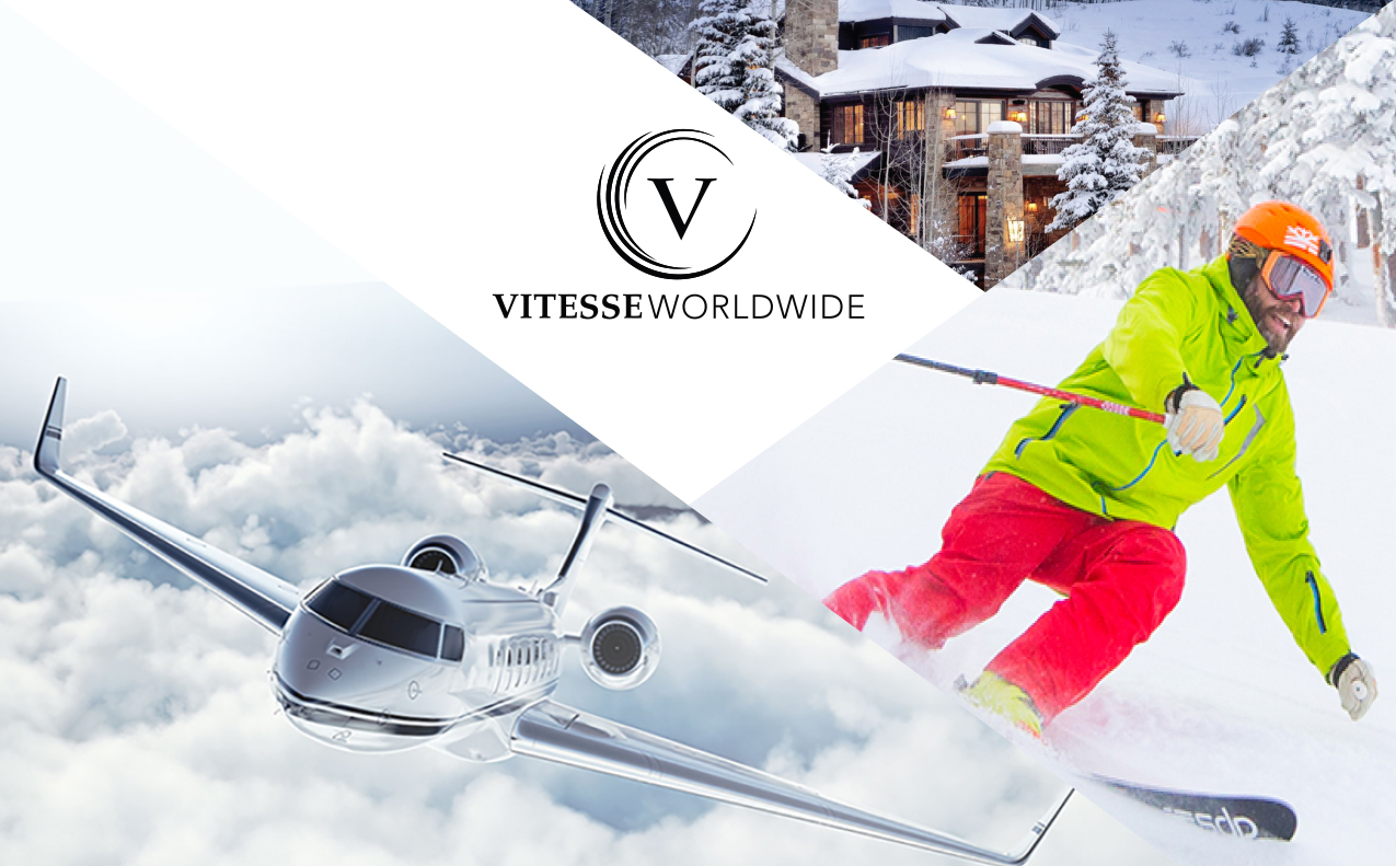 Vitesse Worldwide - Private jet traffic to the Hamptons and Aspen is booming as the rich flee big cities