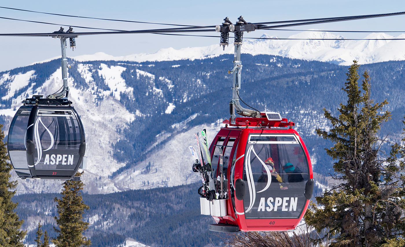 ASPEN IS OPEN - Start to plan your Christmas holidays with Vitesse Worldwide