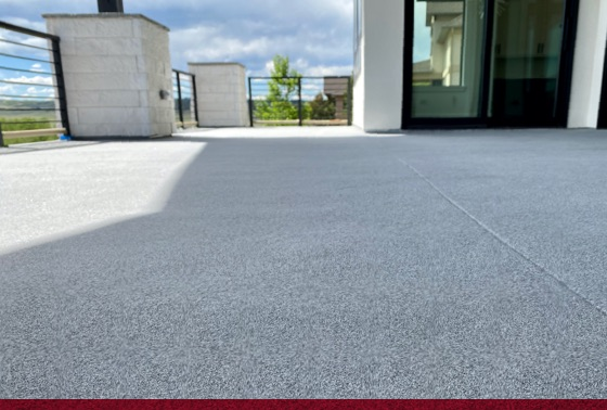 waterproofing decking floor