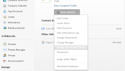 Email Address HR Software