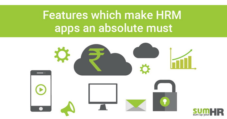 human resource management apps features
