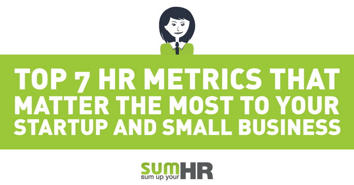 Top 7 HR Metrics you should keep a track