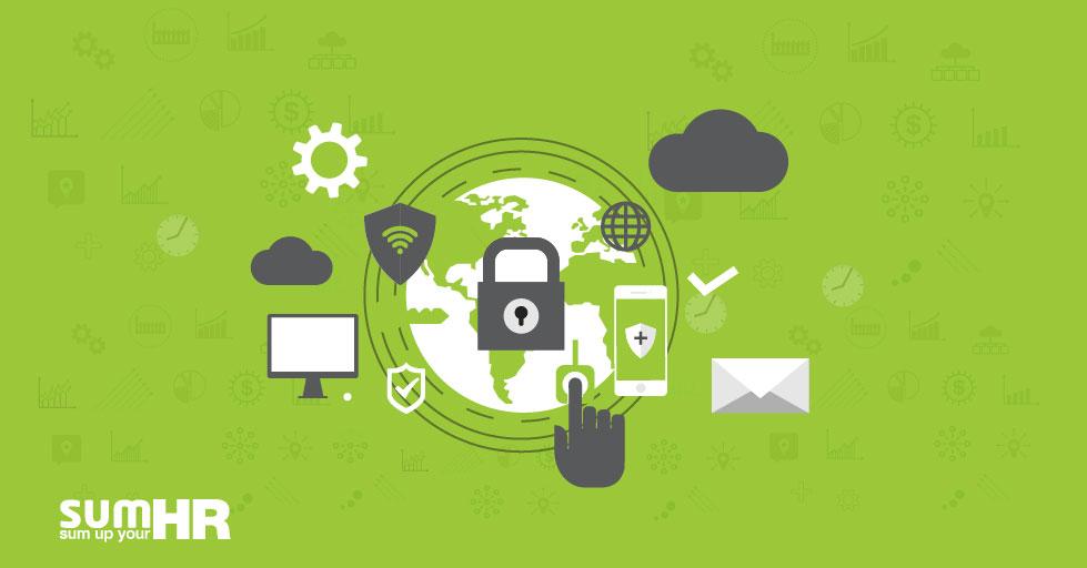secure cloud based hris software