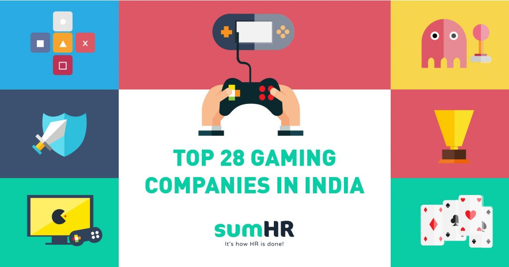 Top Gaming Companies In India That Make Your Favorite Games