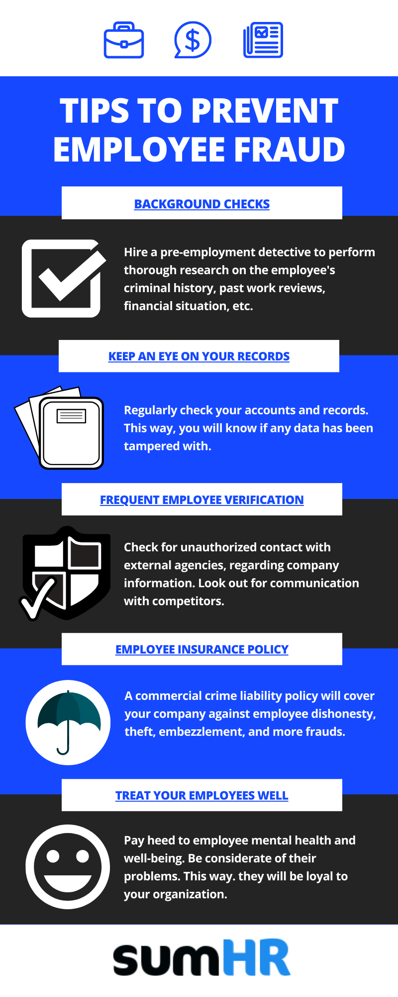 Tips To Prevent Employee Fraud