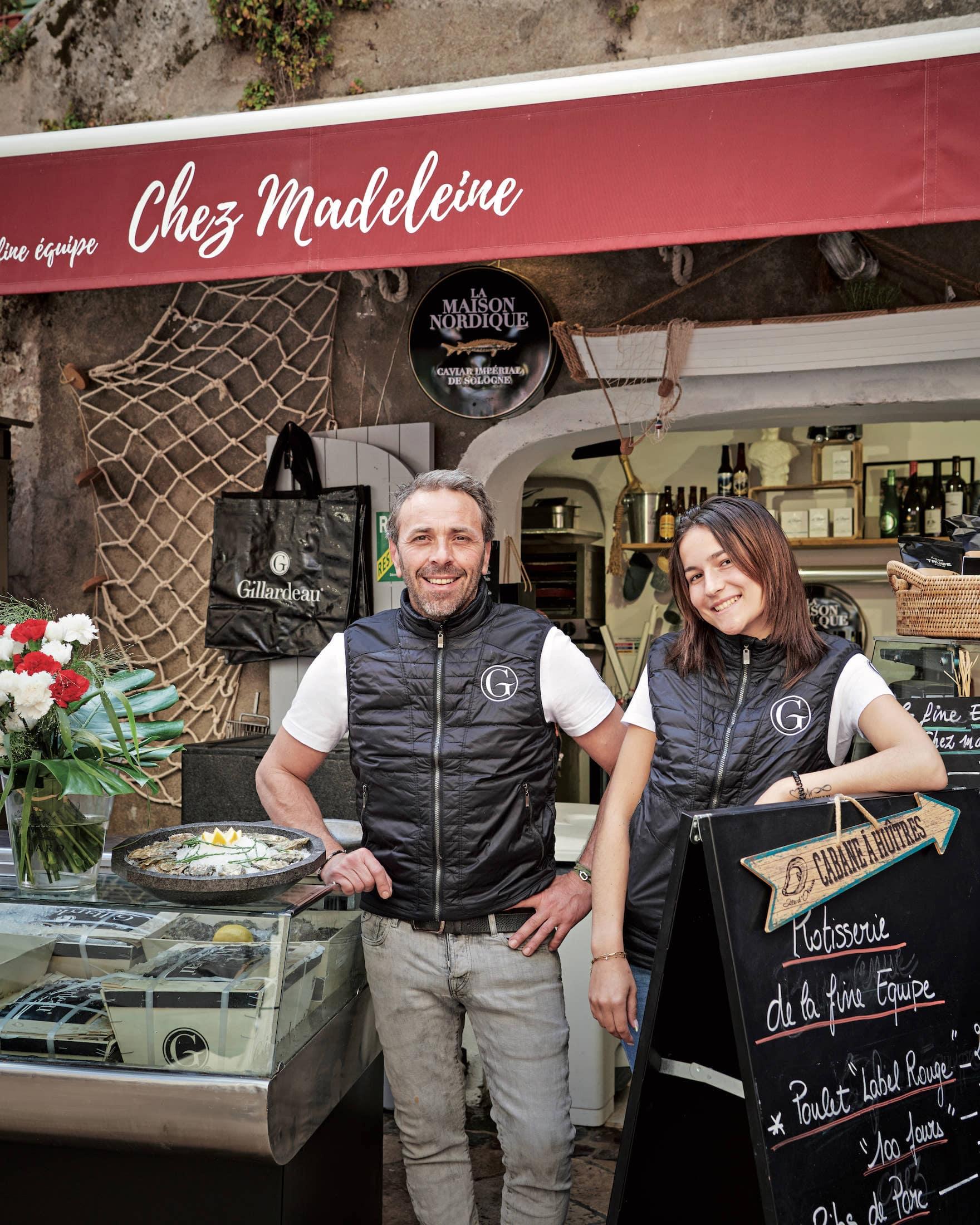 Chez Madeleine La Fine Équipe