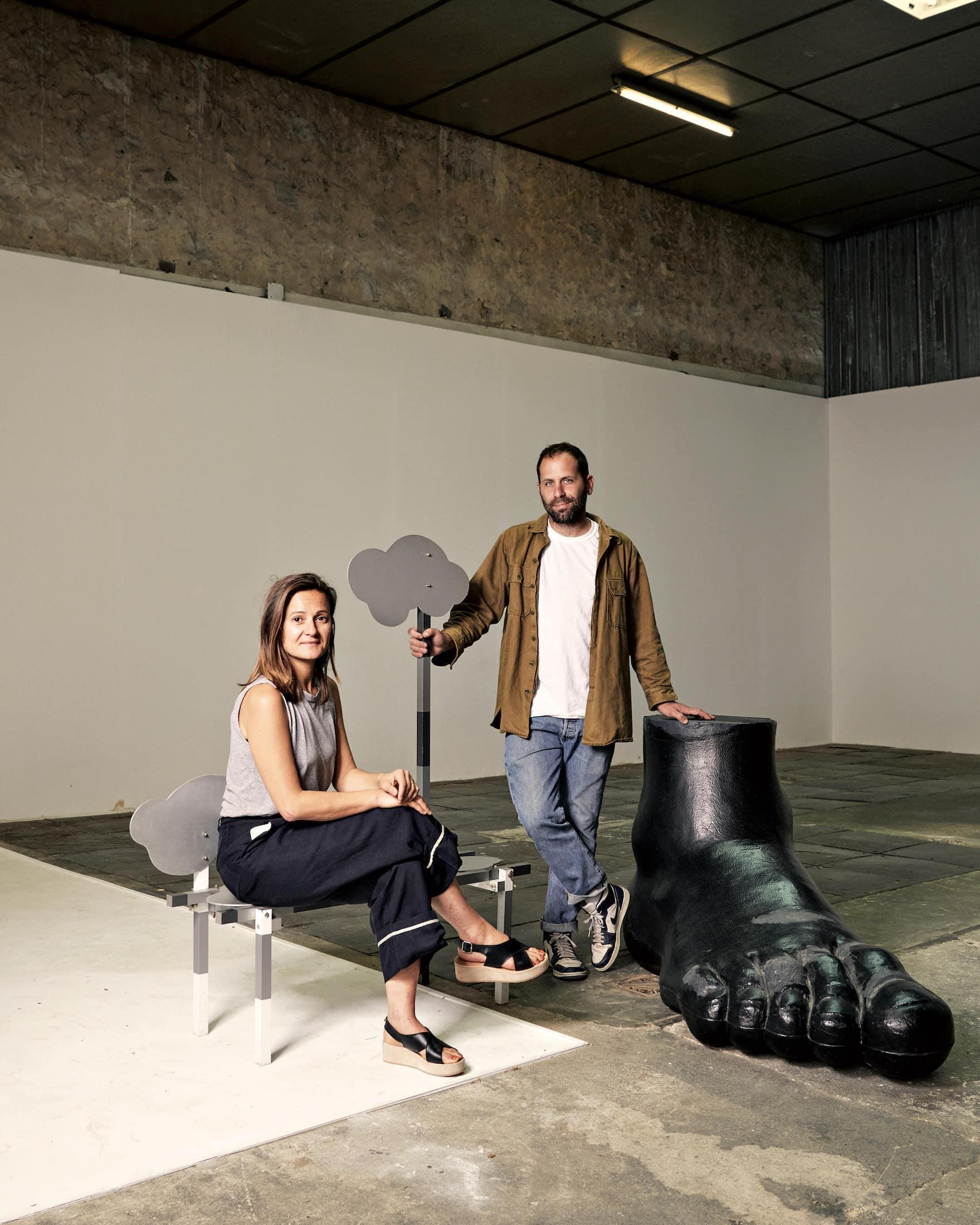 Thomas et Marion Mailaender