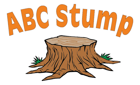 ABC Stump Removal Logo Edmonton AB