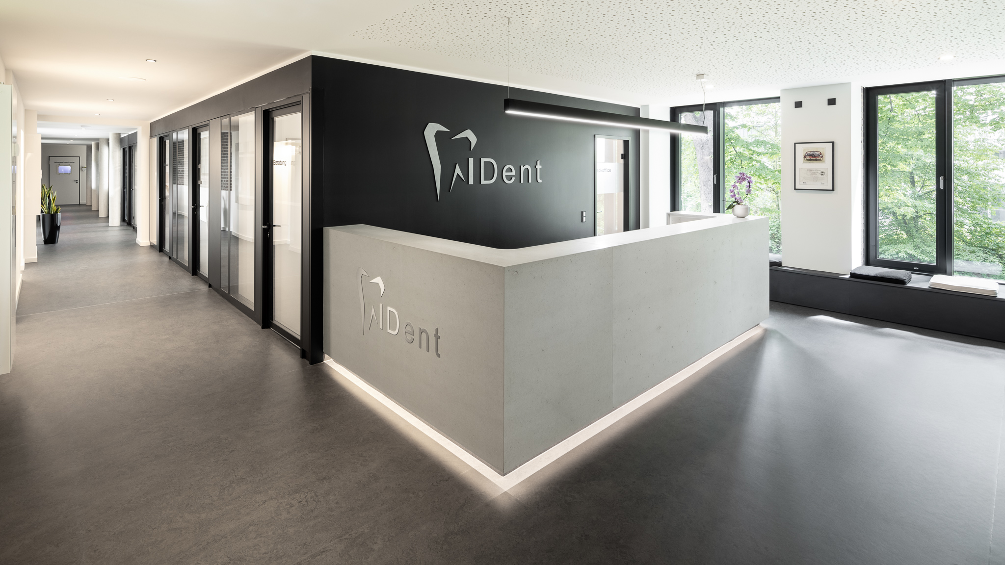 Ident Kassel Zahnarzt Eingang
