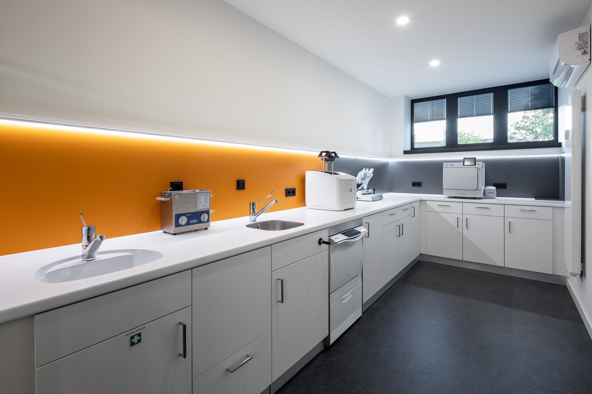 Zahnarzt Kassel Vorbereitung IDent