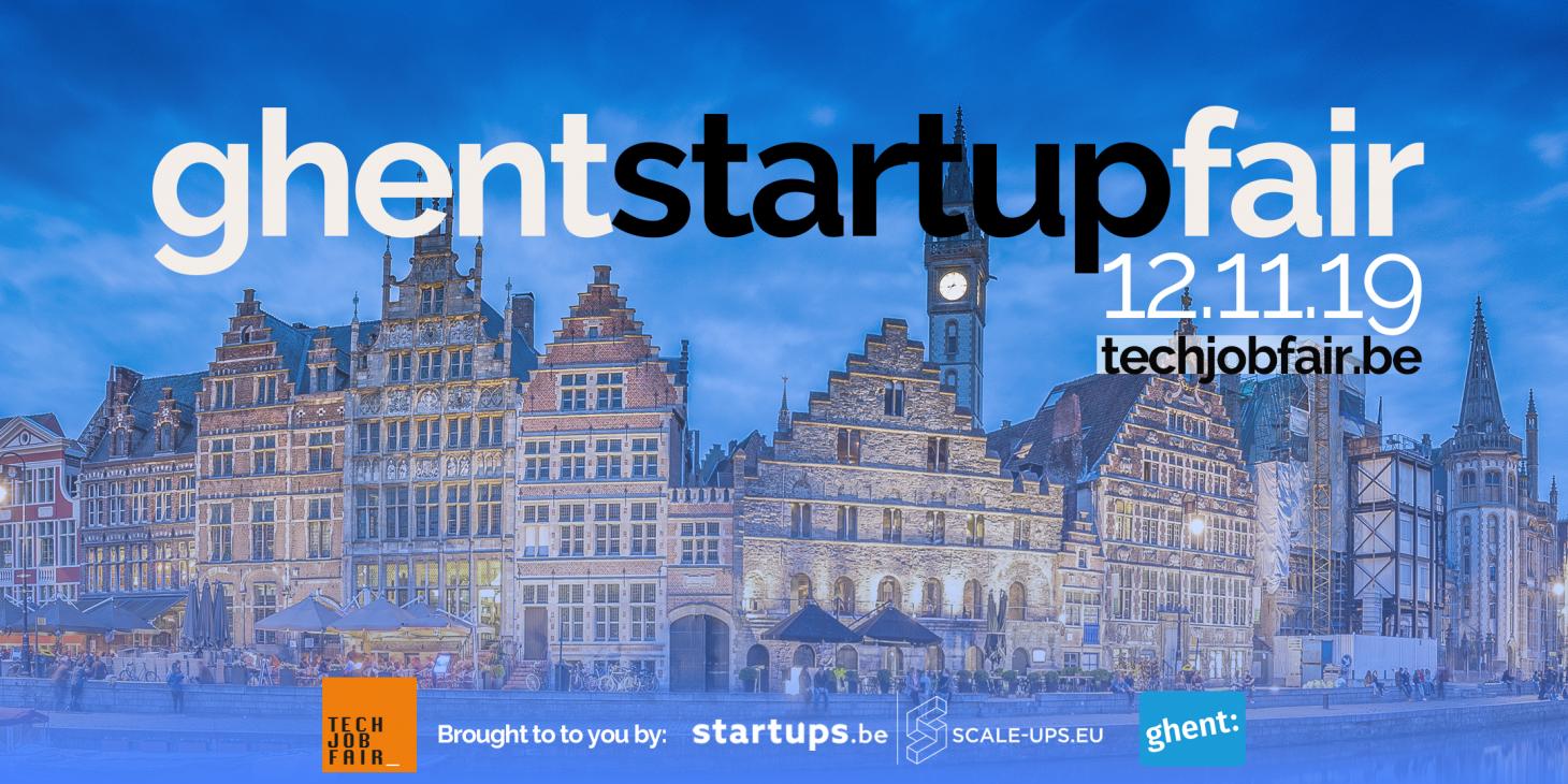 Ghent Startup Fair - 2019
