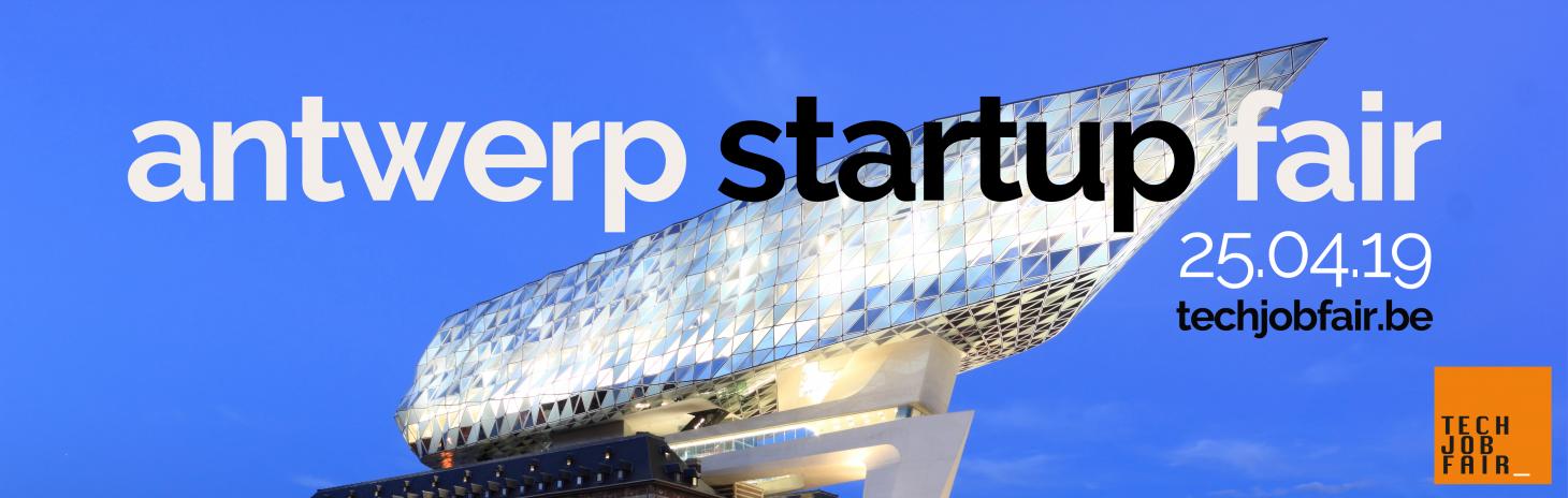 Antwerp Startup Fair - 2019