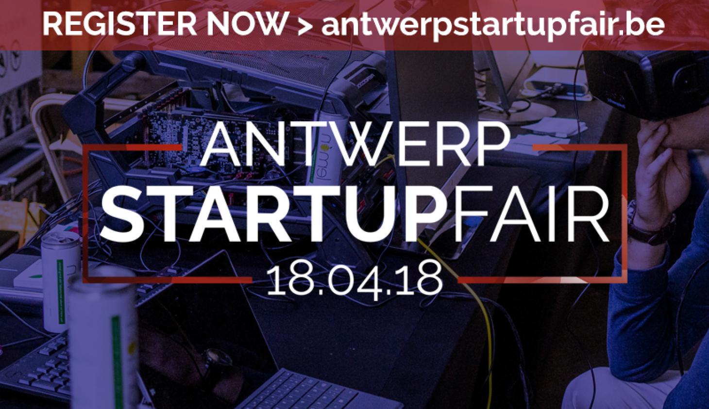 Antwerp Startup Fair - 2018