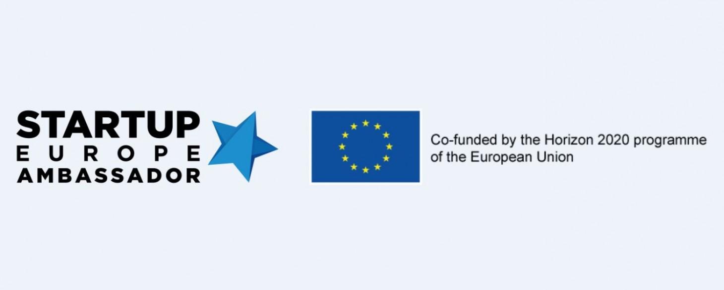 Startup Europe Ambassador - 2018