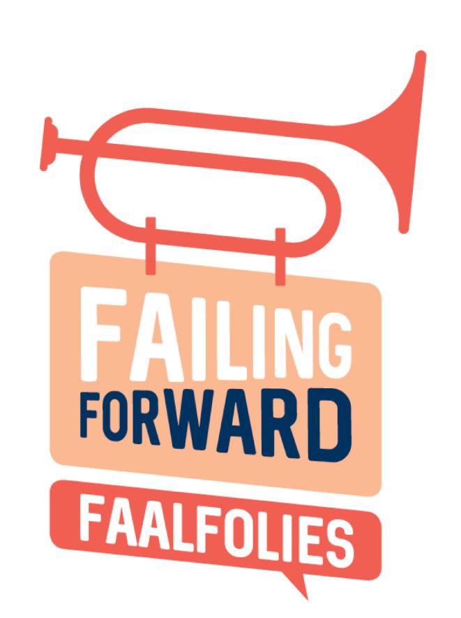 Failing Forward Faalfolies - 2017