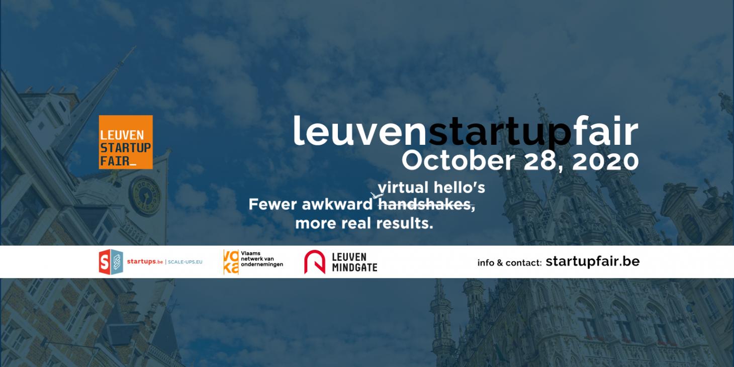 Leuven Startup Fair 2020
