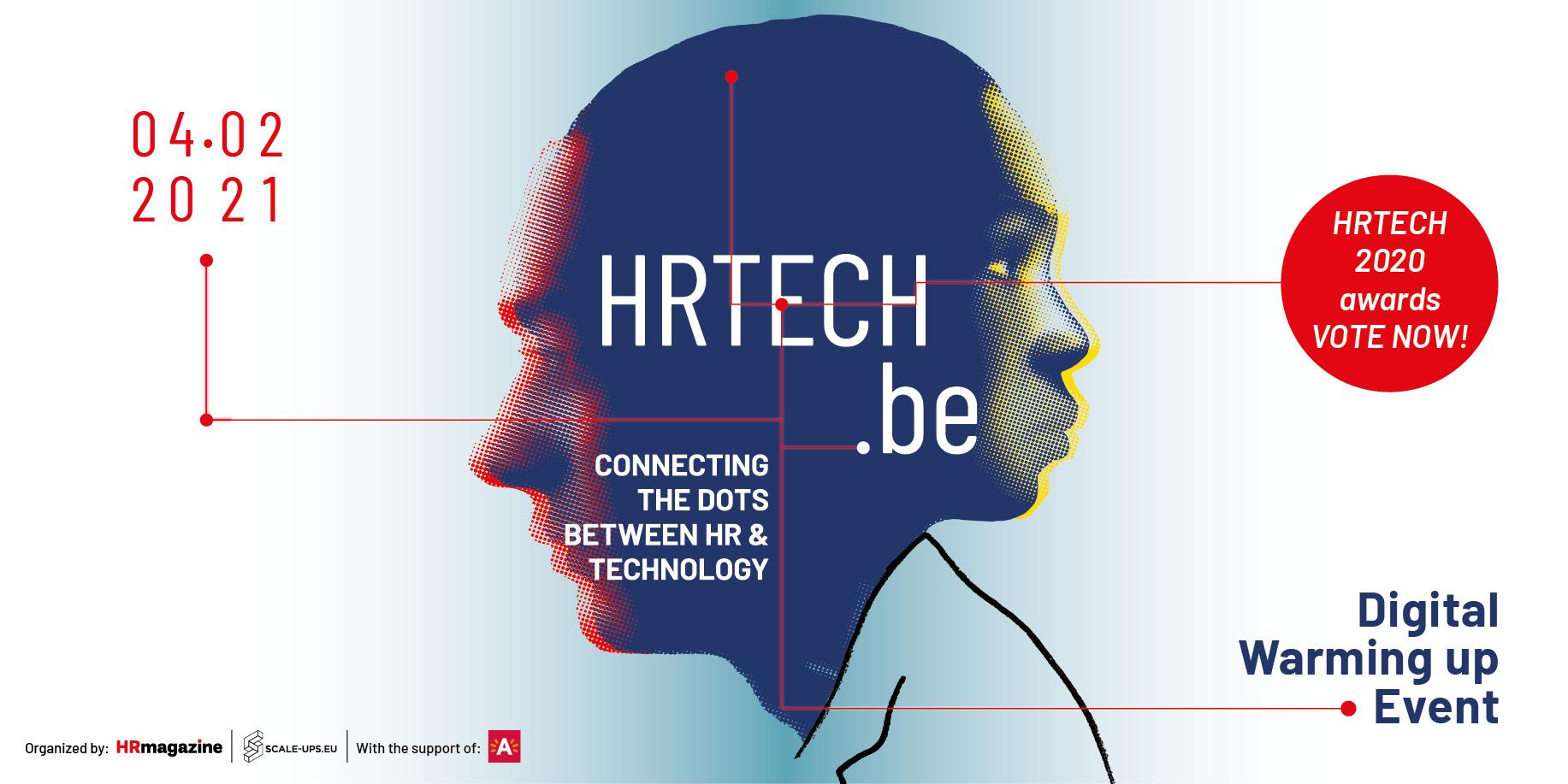 HRTECH.be | Digital Warming-up