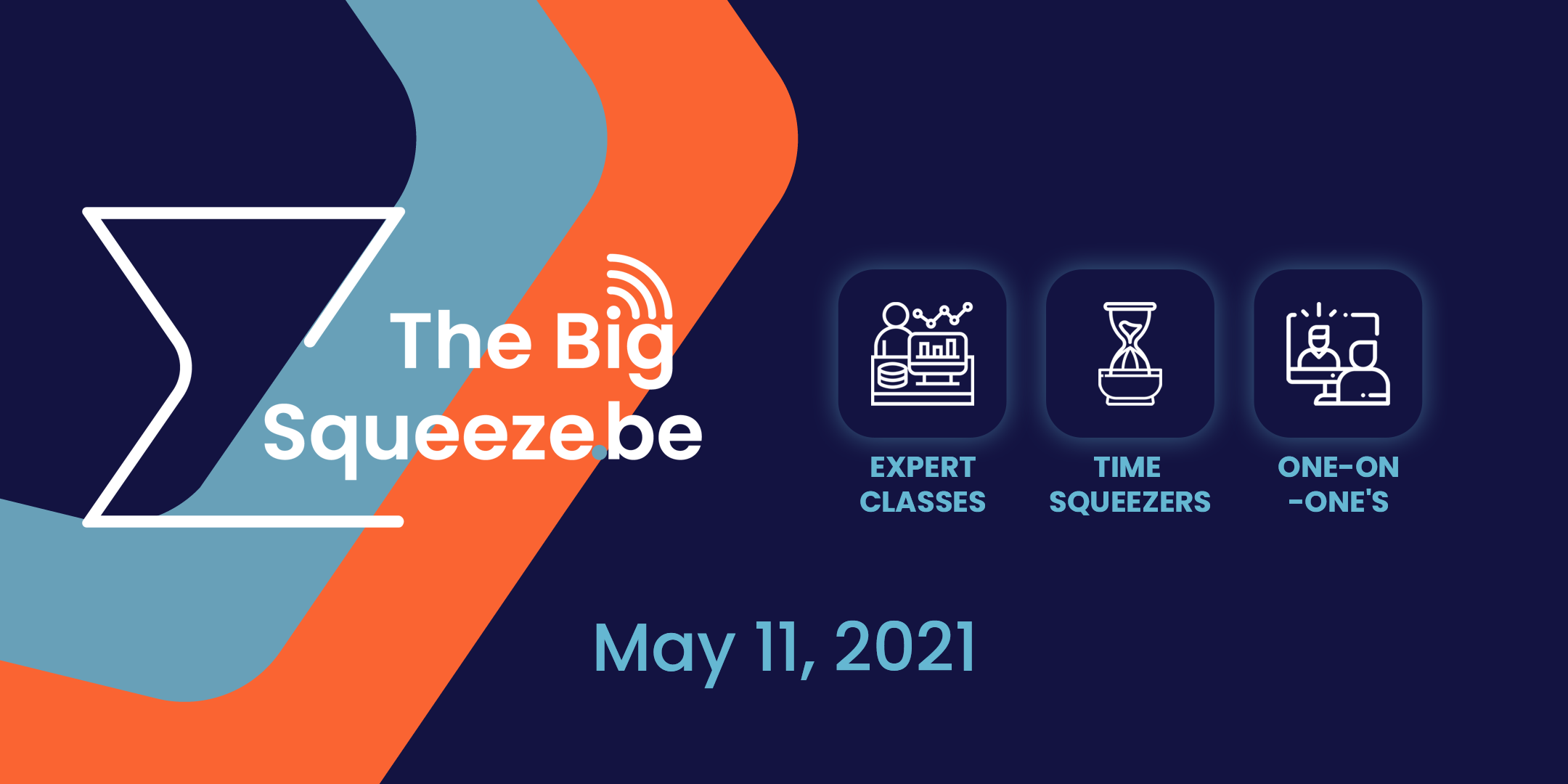 The Big Squeeze.be 2021