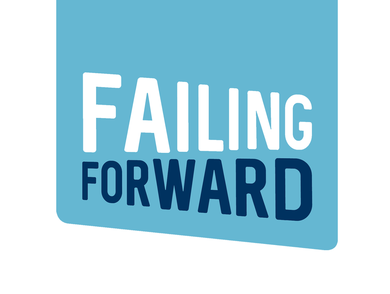 4 years of failing forward