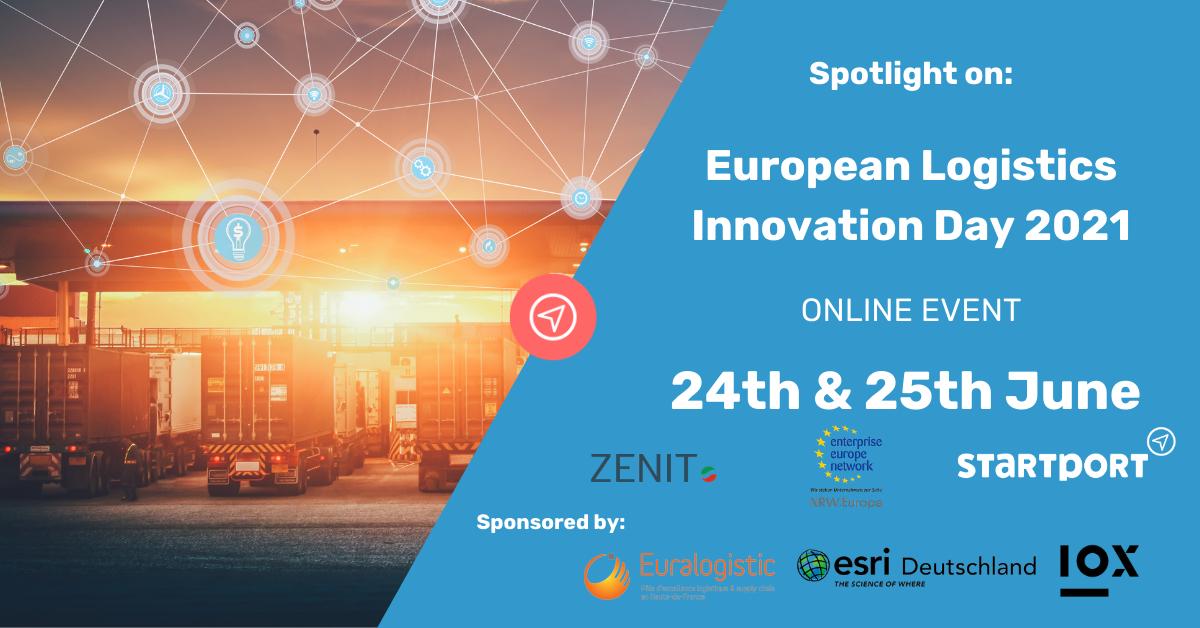 European Logistics Innovation Day 2021 (Online)