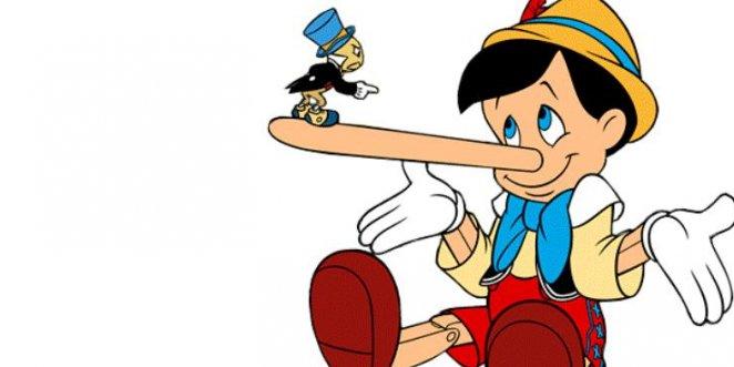 Image of Pinocchio.