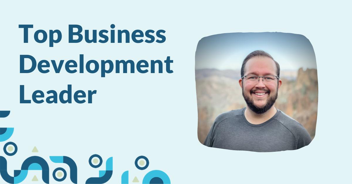 Kyle Vamvouris Top Business Development Leader