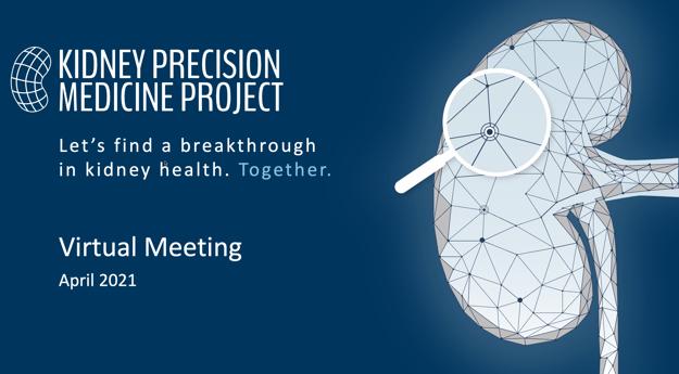 KPMP April 2021 Virtual meeting