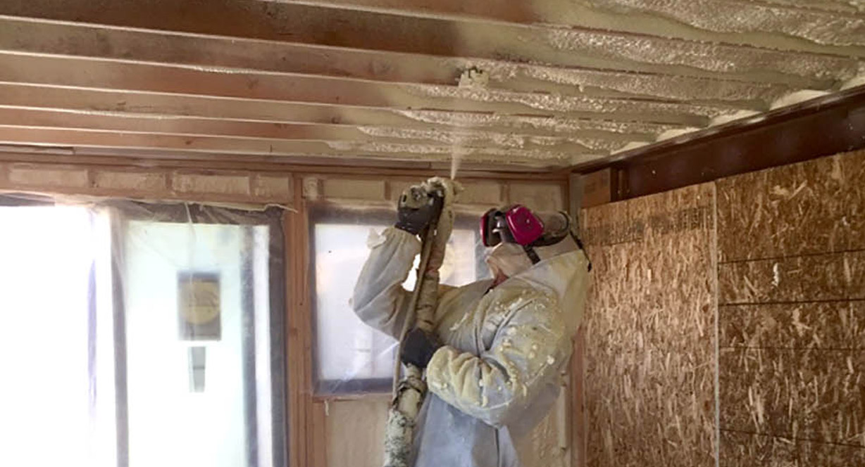 003: DIY Spray Foam Insulation: The Colossus of Polyurethane Foam