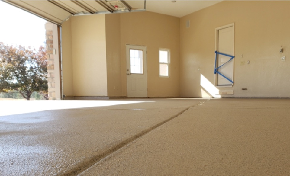 Top 5 Mistakes Made By Inexperienced Contractors When Applying Epoxy Floor Coatings