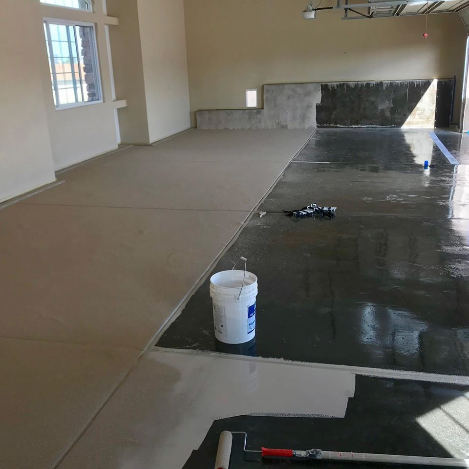 Colorado Garage Floor Epoxy | It's All About Surface Preparation
