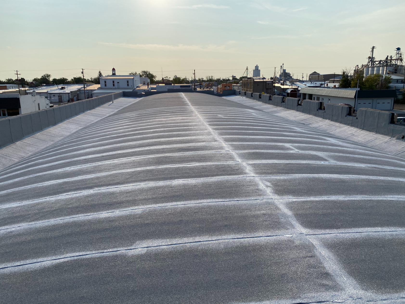 How To Restore A Single- Ply Roof