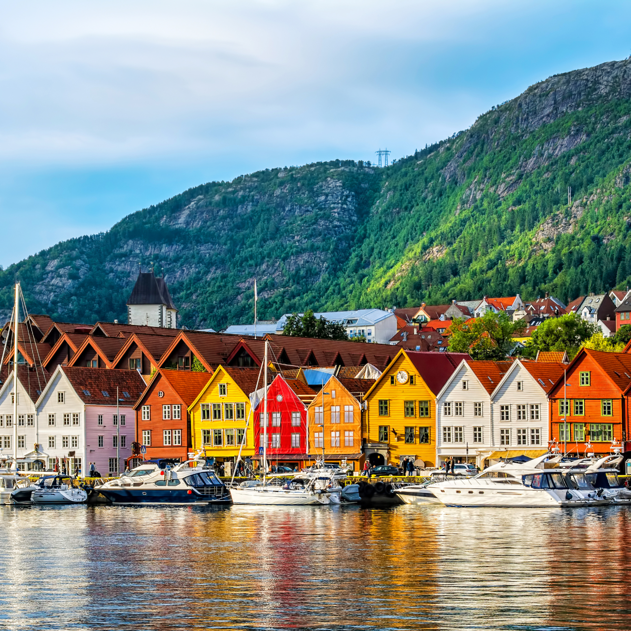 Leading the Charge: Why Are Electric Cars So Popular in Norway?