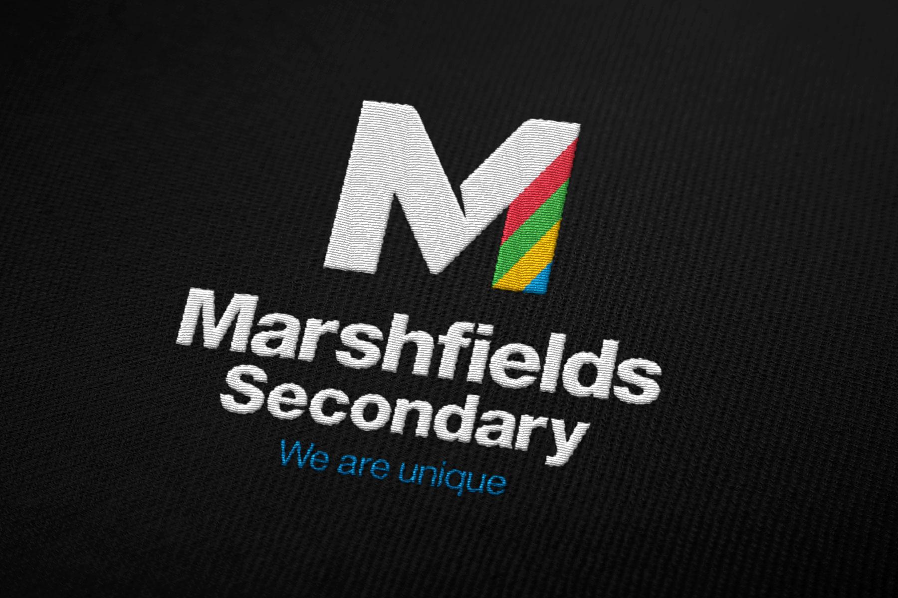 Logo design for Marshfields branding