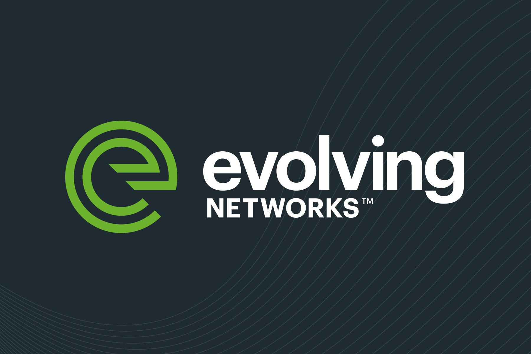 Evolving Networks Branding - Logo