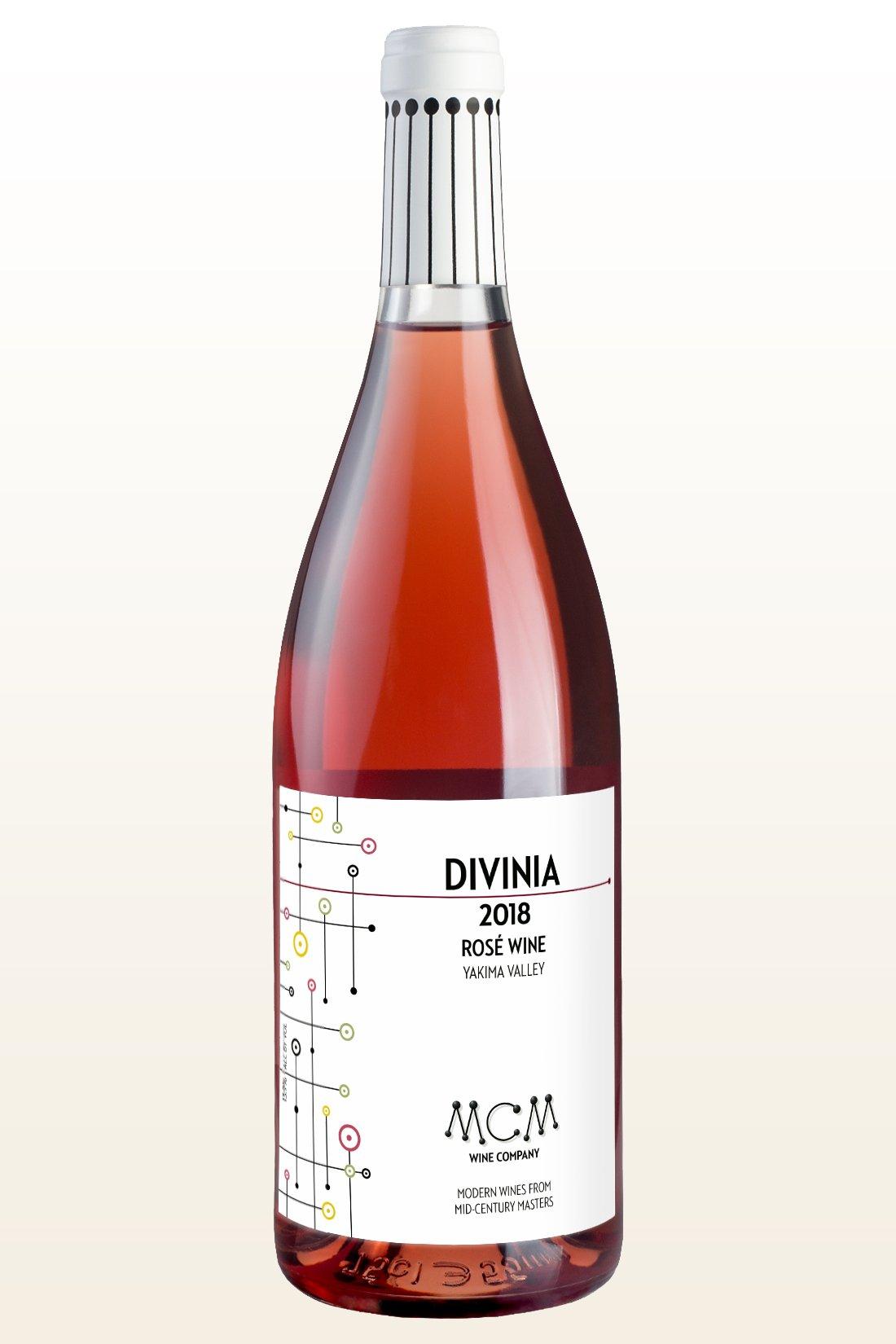 2018 MCM Wine Company Divinia Rosé